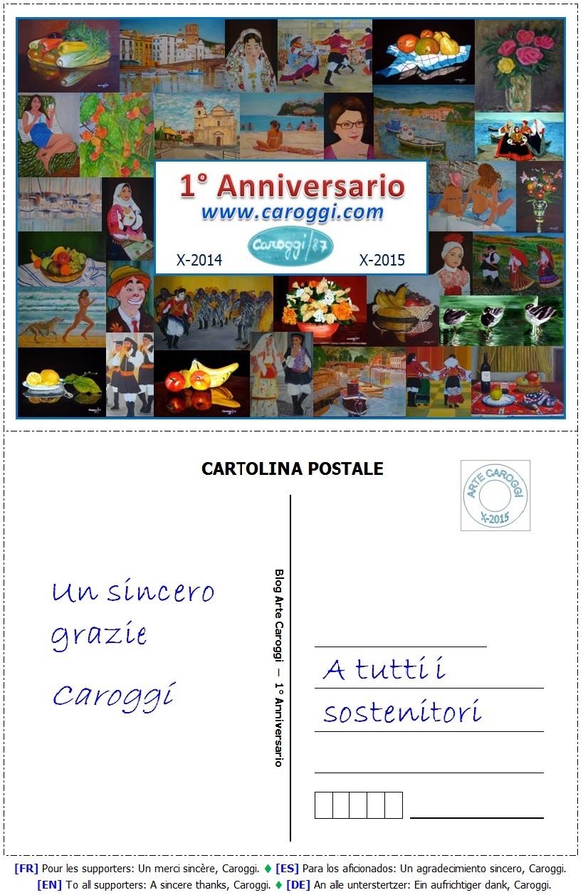 Cartolina Anniversario (Sito)