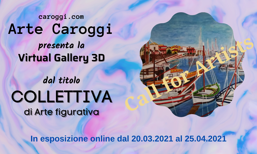 Copertina, Call for Artists gallery