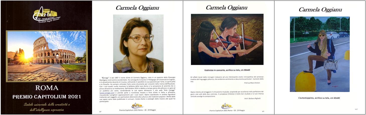 Foto, Premio Capitolium 2021